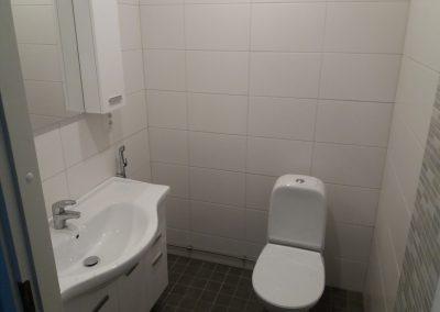 WC Kolmio